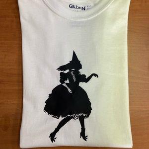New handmade Witch T shirt